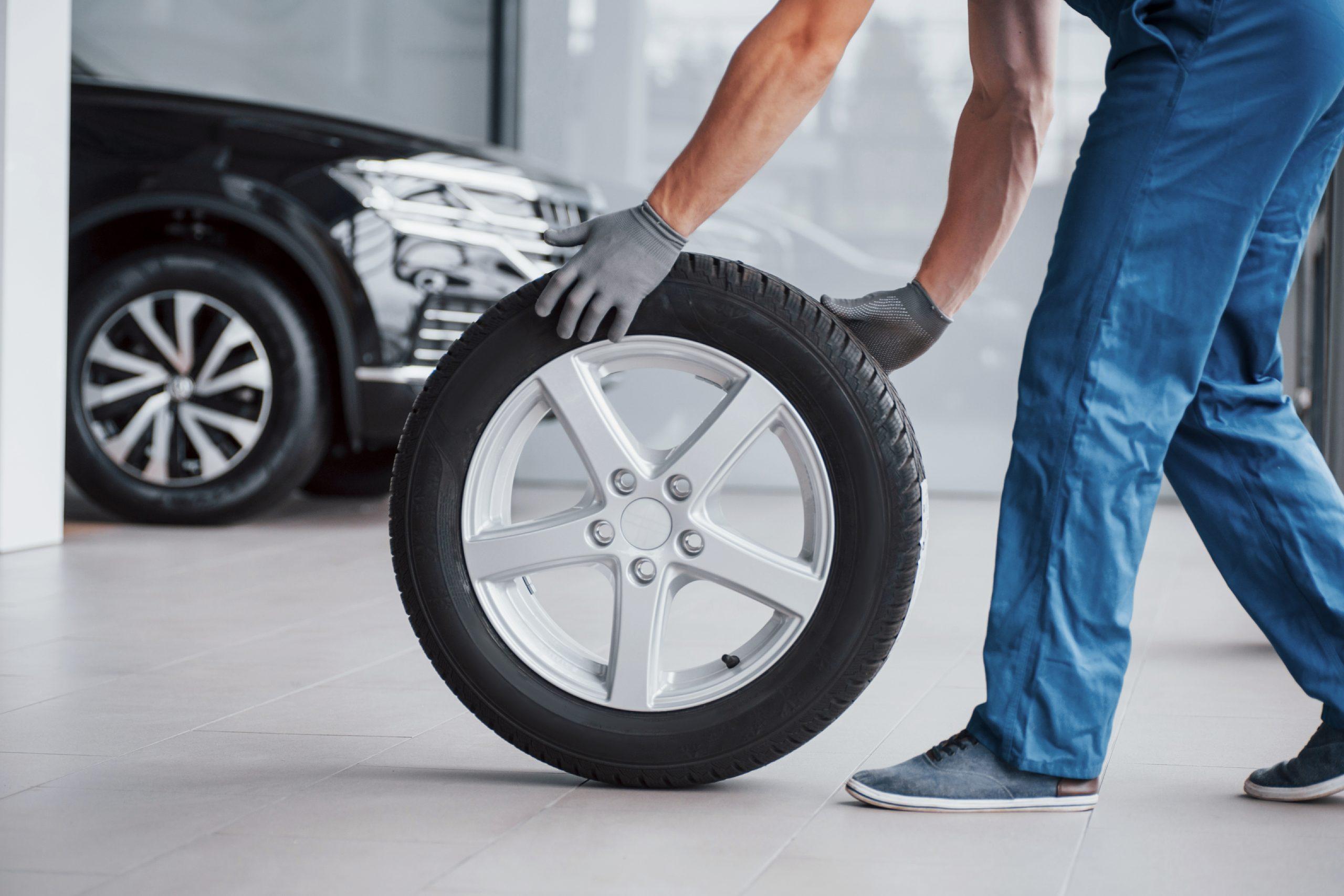 Dealer Tyre Management